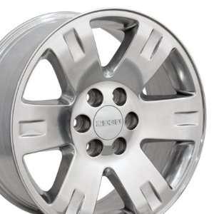 Yukon Style Wheel Fits GMC   Polished 20x8.5 Blemished Automotive