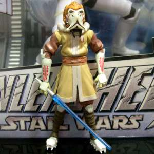 STAR WARS the clone wars PLO KOON cold weather gear cw