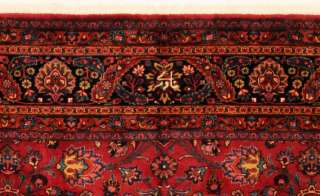 Hand knotted Mashad Perisan rugs wool 12 x 15