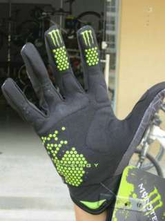 New Motorbike Motorcycle Racing Cycling Bicycle Bike Full Gloves M L