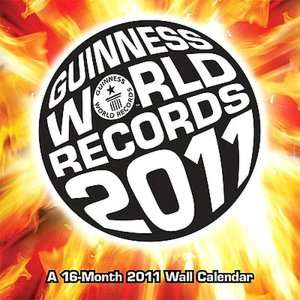BARNES & NOBLE  2011 Dateworks Wall   Guiness Book of World Records