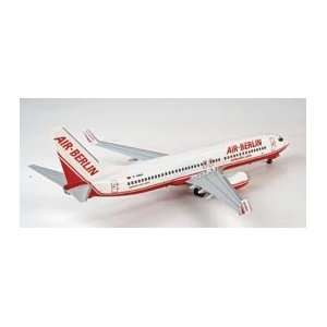 Revell Germany 1/144 Boeing 737 800 Air Berlin Airliner