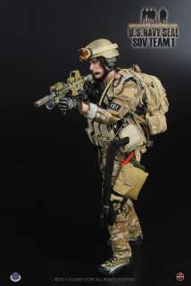 Soldier Story U.S. NAVY SEAL SDV TEAM1 RED WINGS