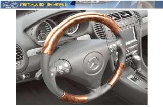 Jaguar X Type Wood Steering Wheel Cover Parts LL