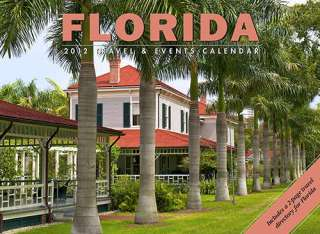 Florida Travel & Events 2012 Deluxe Wall Calendar 1582963797