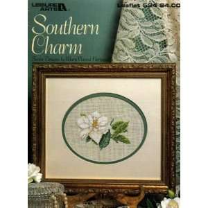 Southern Charm Cross Stitch Leaflet 534: Mary Vincent
