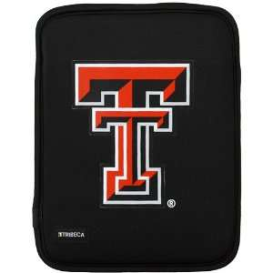 Texas Tech Red Raiders Black Apple iPad Slip Sleeve