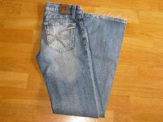 Womens BKE Buckle Jeans Size 26 Stretch STARLITE 20