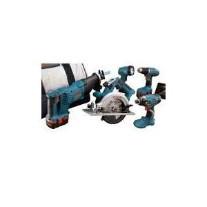CPK51 18   Bosch Tools 5 Tool 18V Combo Kit with BLUECORE