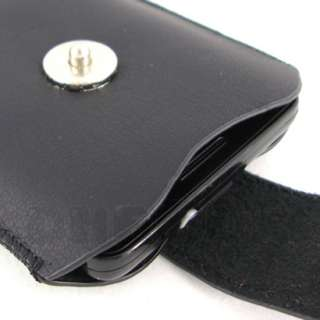 Leather Case Pouch Cover Skin + Film For Samsung Galaxy S 2 i9100 CJ_B