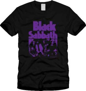 BLACK SABBATH SHIRT ozzy metal rock S M L X vintage NEW