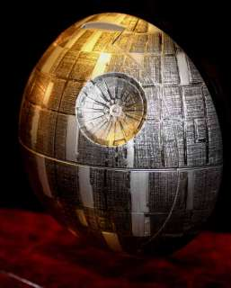 George Lucas STAR WARS Prop DEATH STAR, COA London Prop Store, DVD