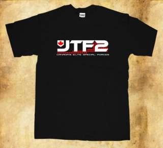 New JTF2 JOINT TASK FORCE 2 CANADA ELITE FORCES T SHIRT