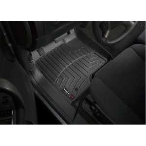 Extended Cab Black Weathertech Floor Liner (Full Set) Automotive