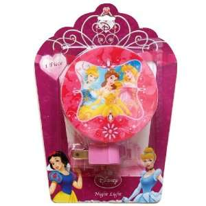 Disney Princess Night Light (Dark Pink) Everything Else