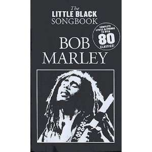 Bob Marley ; little black book 80 classics ; chant