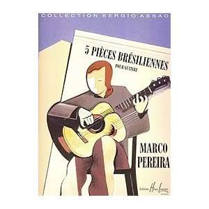 Pieces Bresiliennes (5) (9790230952590) Books