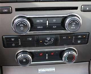 2010 2012 Mustang Chrome Billet Aluminum 8pc Interior Dash Highlight