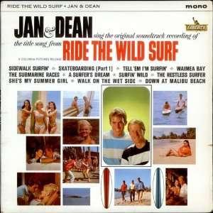 Ride The Wild Surf: Music