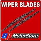 20 20 front heavy duty metal hooked retro wiper blades car window