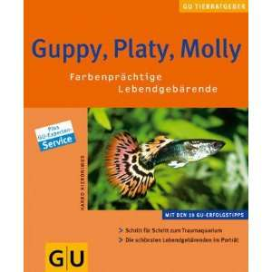 Guppy, Platy, Molly (9783774273665): Harro Hieronimus: Books