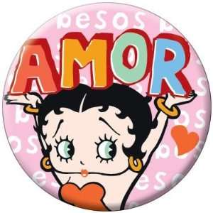 Betty Boop Amor Button 81507 [Toy] Toys & Games