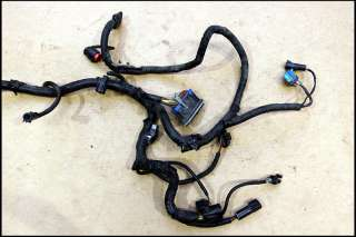 96 97 FORD MUSTANG SVT COBRA 4.6 DOHC ECU COMPUTER WIRING HARNESS 1996