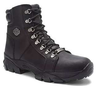 HARLEY DAVIDSON IMPACT MENS BOOT SHOES ALL SIZES