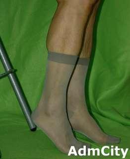 Admcity mens sheer socks. keep you foot cool in summer