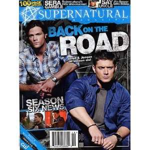 Supernatural Official Magazine Issue # 19 Newsstand Single