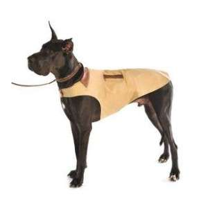 Dog brown coat/jacket size Medium 14 Dog Gone Smart Wear NICE