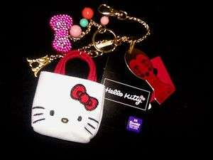 BN Dolly Girl by Anna Sui x Hello Kitty bag charm strap