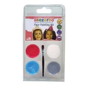 Snazaroo Face Painting Products T 1182571 PRINCESS THEME