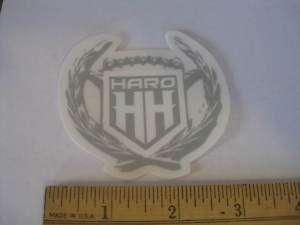 HARO BIKES BMX Road Mountain Bike Frame STICKER DECAL X