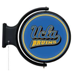 UCLA Bruins College Rotating Pub Light, Wall Mount, 23W x