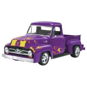 Monogram 1/24 1955 Ford F 100 Pickup Street Rod Car Model Kit
