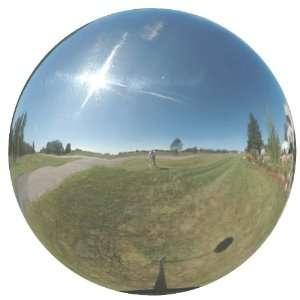 Very Cool Stuff SIL16 Stainless Steel Gazing Globe Ball