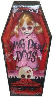 Living Dead Dolls Series 22 Ava *New*