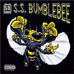 Comic Book Superhero S.S. Bumblebee Music