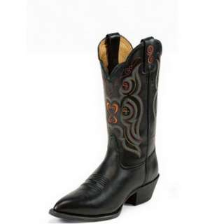 Womens TONY LAMA 12 Boots Black Stableford RR5001l