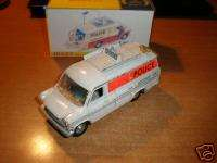 Dinky #287 Police Accident Unit Ford Transit Van