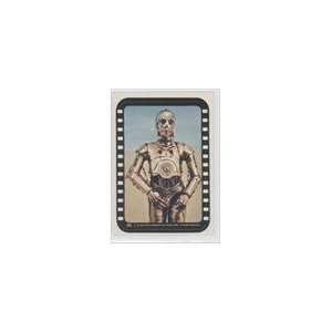 com 1977 Star Wars Stickers (Trading Card) #26   The Fantastic Droid