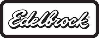 Wall Car Vinyl Decals Stickers EDELBROCK LOGO 12
