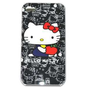 Hello Kitty Hard Case for Apple Iphone 4g Jc008a + Free