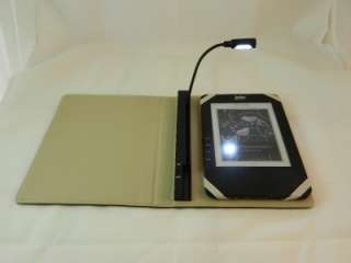 Kobo Borders Chapters Wi Fi eReader Case LED Built in Light **BRAND