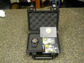 MTM Special Ops Black Patriot Watch