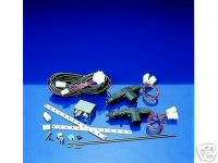 SPAL COMPLETE 2 DOOR POWER LOCK KIT HIGH QUALITY