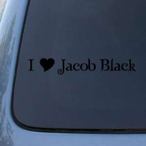 JACOB BLACK   Twilight Vinyl Decal Sticker 1611  Vinyl Color Black