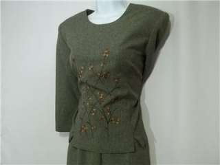 Womens 11pc Size L JM Collection SAG HARBOR Chadwicks Karin Miss Dorby