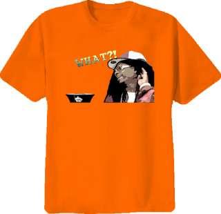 Dave Chappelle Show Lil Jon Funny T Shirt Colours